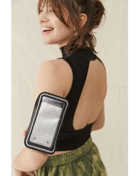 Urban Outfitters Adjustable Running Armband - Multicolour