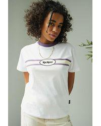 Kickers White T-shirt