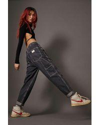 BDG Albie Carpenter Trousers - Black