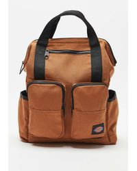 Dickies Uo Exclusive Workwear Backpack - Brown