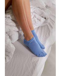 Calvin Klein - Coolmax Gripper Liner Socks Pack - Lyst