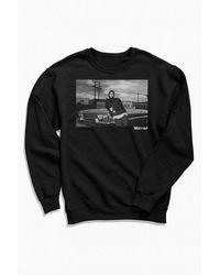 Urban Outfitters Boyz N The Hood Crew Neck Sweatshirt - Black