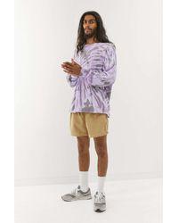 iets frans... Tie-dye Long Sleeve Tee - Purple