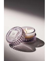 Urban Outfitters Chloe Mini Glass 2.4 Oz Candle - Multicolor