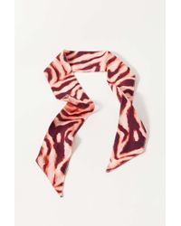 Urban Outfitters - Uo Slim Silky Scarf - Lyst
