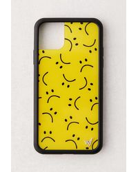 Wildflower Sadurday Iphone Case - Yellow
