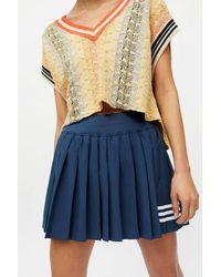 adidas Tennis Mini Skirt - Blue