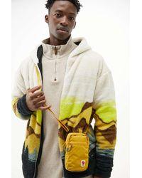 Fjallraven Kanken Ochre High Coast Pocket Crossbody Bag - Yellow