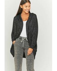 Sparkle & Fade - Cosy Hoodie Cardigan - Lyst