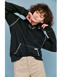 Dickies | X Uo Contrast Stitch Hoodie Sweatshirt | Lyst