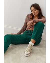 Stan Ray Green Corduroy Painter Trousers