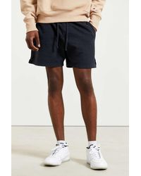 """Urban Outfitters Uo Lucien 5"""" Vintage Wash Short - Black"""