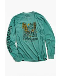 Parks Project California National Parks Long Sleeve Tee - Green