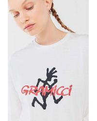 Gramicci - Logo Long Sleeve Tee - Lyst