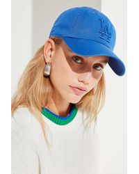 American Needle La Baseball Hat - Blue