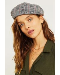 Urban Outfitters - Uo Check Beret - Lyst