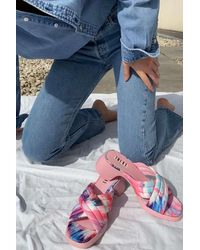 Camper Trisha Mule Sandal - Multicolour