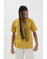 Pendleton Deschutes Striped Tee - Yellow