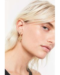Urban Outfitters - Bianca Butterfly Post Earring - Lyst