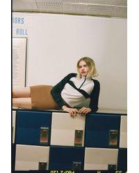 Urban Outfitters - Uo Mason Half-zip Popover Sweatshirt - Lyst