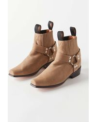 Chamula Botin Cochi Welt Boot - Brown