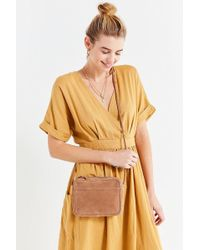 Urban Outfitters - June Suede Crossbody Bag - Lyst