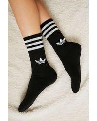 adidas Originals - Originals Solid Crew Socks - Lyst