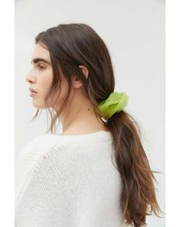 Urban Outfitters Mesh Scrunchie - Multicolor