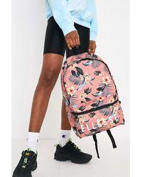 Ellesse Marinia Floral Backpack - Pink