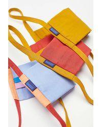 BAGGU Reusable Tie Mask Set - Multicolor