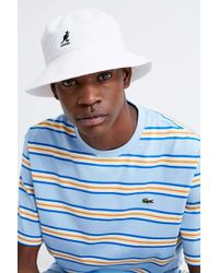 4d5a4eb1 Kangol - Bermuda White Bucket Hat - Mens L - Lyst