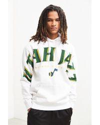 Urban Outfitters - Nba Utah Jazz Wingspan Hoodie Sweatshirt - Lyst