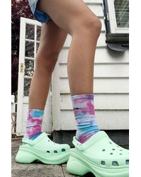Crocs™ Mint Classic Bae Clogs - Green