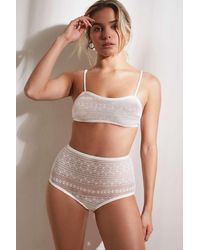 Out From Under Scarlett High-rise Knickers - Multicolour