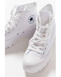 Converse Chuck Taylor All Star Lugged - Hi - White