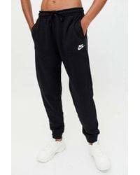 Nike Essential Fleece Sweatpant - Black