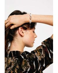 Urban Outfitters - Shell + Cord Bracelet - Lyst