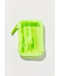 MYTAGALONGS Malibu Earbud Case - Green