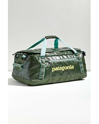 Patagonia Black Hole 55l Duffle Bag - Green