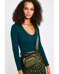 Urban Outfitters - Uo Mini Nylon Crossbody - Womens All - Lyst