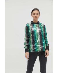 adidas Originals X Anna Isoniemi Sequin Soccer Jersey - Multicolor