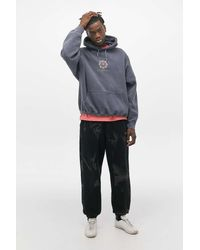 Urban Outfitters Uo Geo Hoodie - Multicolour