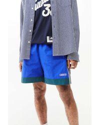 adidas Royal Blue Taped Shorts