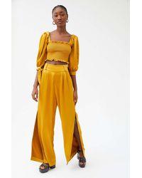 Capulet Samira Pant - Yellow