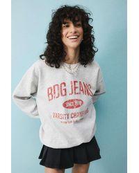 BDG Grey Champs Sweatshirt
