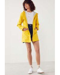 Herschel Supply Co. Forecast Raincoat - Yellow