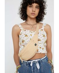 Urban Outfitters Uo Core Canvas Bum Bag - Natural