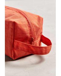 BAGGU Travel Dopp Kit - Orange
