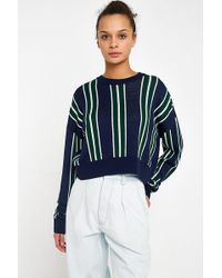 Urban Outfitters - Uo Vertical Stripe Jumper - Lyst