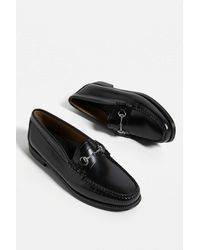 G.H. Bass & Co. Black Easy Weejuns Lianna Loafers